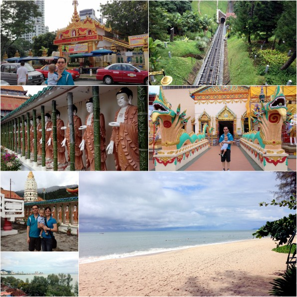 Penang Free and Easy Trip Day I