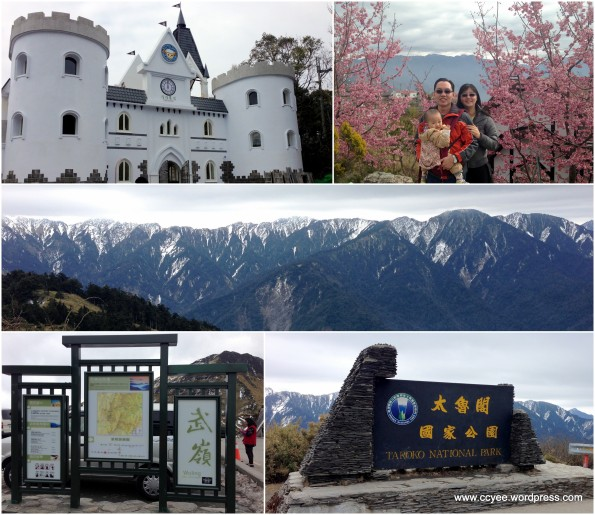 Day 4 Itinerary: Qing Jing Farm, Wuling National Forest Recreation Area (snowing)